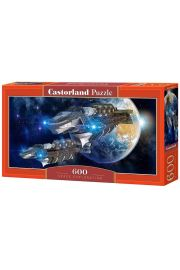Puzzle 600 Space Exploration CASTOR