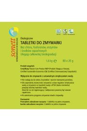 Tabletki do zmywarki