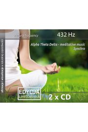 Alpha Theta Delta & Synchro, 432 Hz, 2 CD