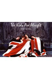 The Who - The Kids Are Alright - plakat