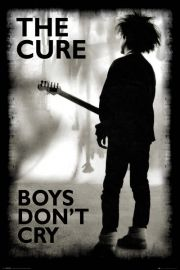 The Cure Boys Dont Cry - plakat
