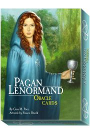 Pagan Lenormand Oracle Cards, Pogańskie Karty Lenormand