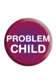 PROBLEM CHILD - przypinka