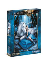 Puzzle 1000 Anne Stokes Collection Blue Moon