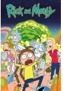 Rick and Morty - plakat 61x91,5 cm - Seriale