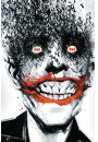 Batman Comic Joker Bats - plakat